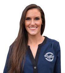 Jillian Zimmerman from Woodford Bros., Inc.