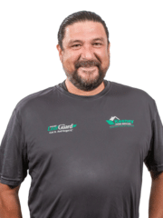 David Trevino from LeafGuard by Keeney Home Services