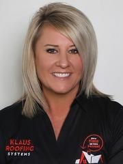 Brandie Koehler from Klaus Roofing of Ohio