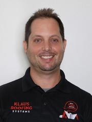 Corey Froelich from Klaus Roofing of Ohio