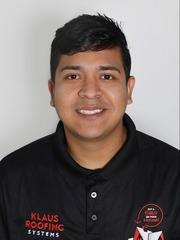 Byron Salinas from Klaus Roofing of Ohio