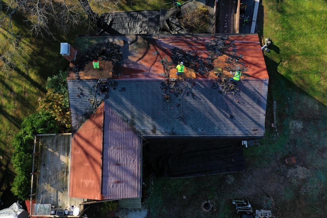 Roofing Replacement And Repair Company In Bethel Siding