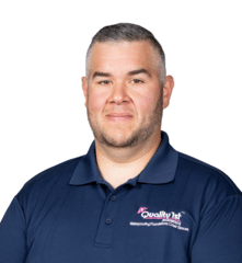Jonathan Seminerio from Quality 1st Basement Systems