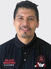Valentin Rosales from Klaus Roofing of Ohio