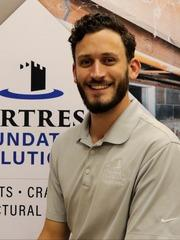 Zach Bullock from Fortress Foundation Solutions