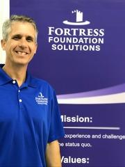 Jamey Elder from Fortress Foundation Solutions