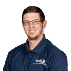Justin Williams from Quality 1st Basement Systems