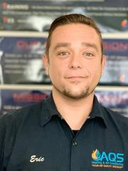 Eric Julian from AQS Heating & Air Conditioning