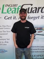 Craig Timp from LeafGuard Gutters of South Dakota