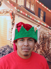 Antonio Martinez from Christmas Decor by Cowleys