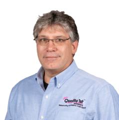 Joe Mancini from Quality 1st Basement Systems