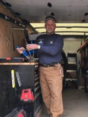 Brian Noon from John's Waterproofing