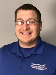 Tyler Hodge from Woods Basement Systems, Inc.