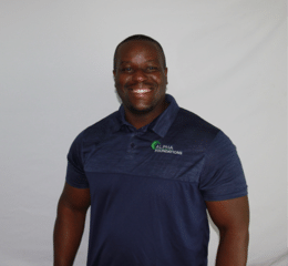 Uriah Grant from Alpha Foundations