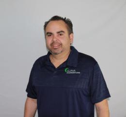 Daniel Navarro from Alpha Foundations