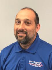 Steve Kaufman Jr. from Woods Basement Systems, Inc.