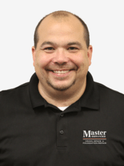 Johnny Mack from Master Services