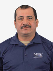 Raul from Master Services