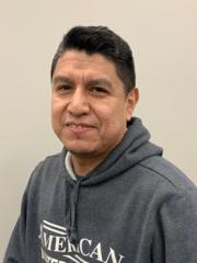 Reyes Pena from American Waterworks