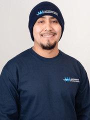 Eduardo Chavez from NV Waterproofing & Foundation Repair
