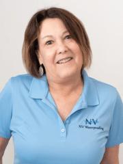 Jayne Hoblin from NV Waterproofing & Foundation Repair
