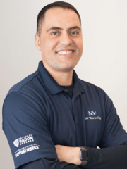 Roberto Moreira from NV Waterproofing & Foundation Repair