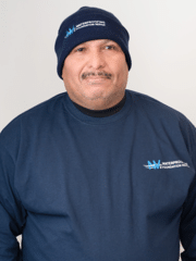 Rosendo Chicas from NV Waterproofing & Foundation Repair