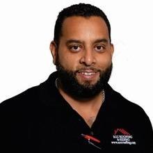 Gabriel Rios from ECC Roofing & Siding