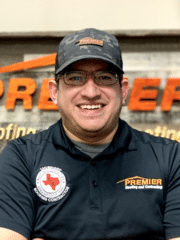 Chris Muniz from Premier Roofing and Contracting