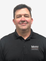 Brian from Master Services