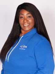 Charise Davis from Cowleys Pest Services