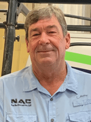 Bobby Siggelkow from New Age Contractors