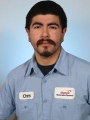Chris Sanchez from Olympic Restoration Systems