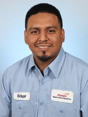 Edgar Guerrero from Olympic Restoration Systems