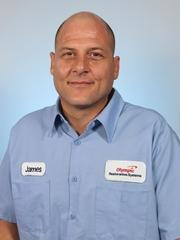 James Allen from Olympic Restoration Systems