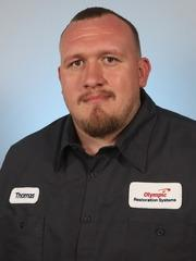 Thomas Brown from Olympic Restoration Systems