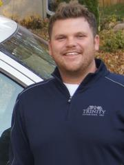 Pete Swanson from Trinity Exteriors, Inc