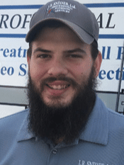 Josh Butterfield from J.R. Snider