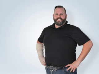Chris Cassidy from LRE Restoration Services, LLC