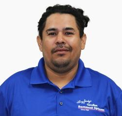 Gustavo from Carolina Basement Systems