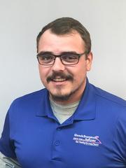 Lukas Husmann from Woods Basement Systems, Inc.
