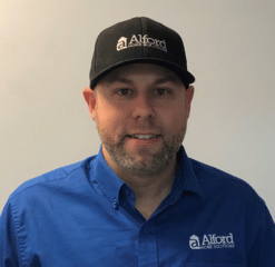 Dustin Hatfield from Alford Home Solutions
