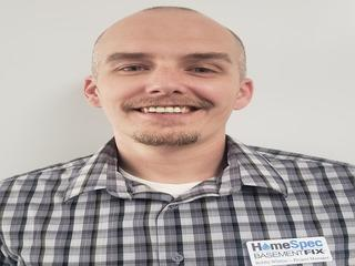 Bobby Whitus from HomeSpec BasementFix