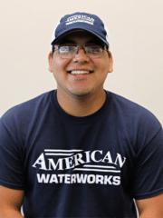 Carlos Garcia from American Waterworks