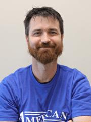 Travis Devlaeminck from American Waterworks