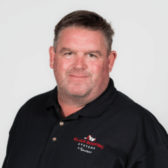 Jack Jamison from Klaus Roofing Systems by Quality 1st