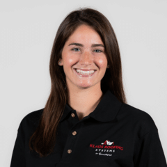 Samantha Ruzzano from Klaus Roofing Systems by Quality 1st