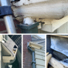 Rotting Gutters in Medway, MA - Photo 6