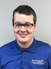 Ethan Crowe from Woods Basement Systems, Inc.