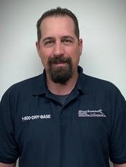 David Wilcox from Wilcox Basement Systems